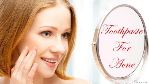 4 Natürliche wege auf, wie zahnpasta für akne-behandlung zu verwenden,
