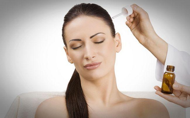 Vitamin E für die Haare - die direkt auf das Haar