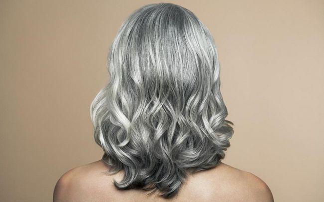 Vitamin E für die Haare - verhindern Haaralterung