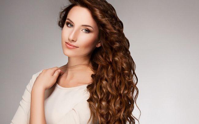 Vitamin E für Haar - glänzendes Haar
