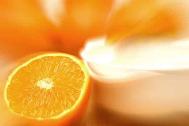 Nutzen für die Gesundheit von Petersilie Erhöhung, wenn sie mit Vitamin C in Orangen kombiniert