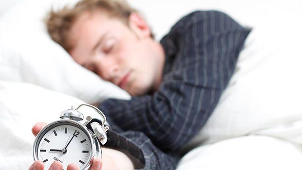 Schlafen zu viel oder zu wenig
