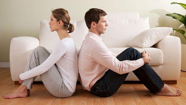 Probleme in Beziehungen und Nicht kommunikatives Verhalten