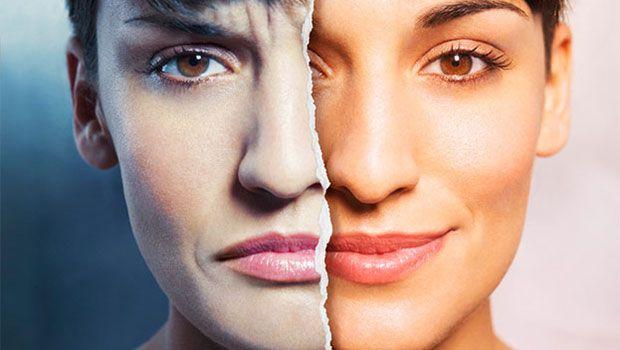 Bipolare Störung, auch bekannt als manisch-depressive Erkrankung