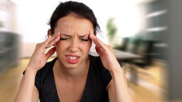 Erste Kopfschmerzen