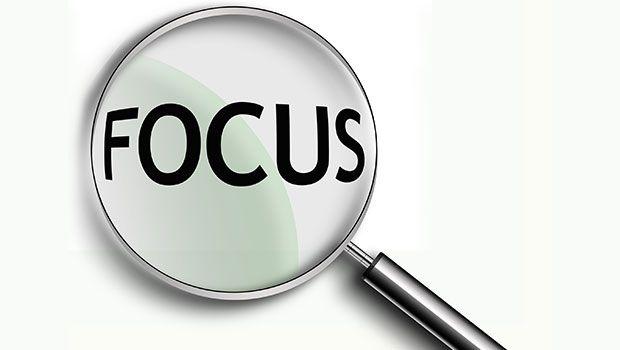 Fokussierung auf das Small-Angelegenheiten und die Unfähigkeit, Spaß haben