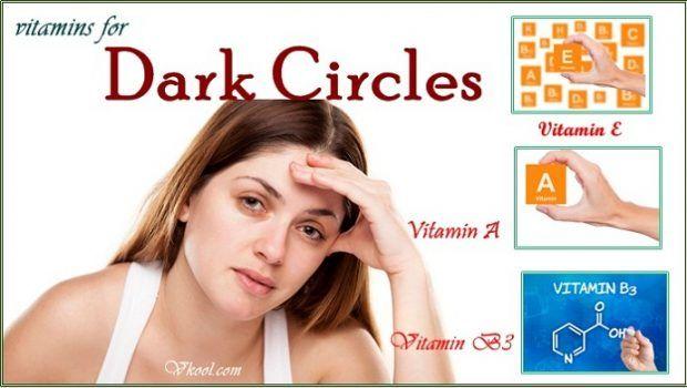 8 Top vitamine für dunkle ringe unter den augen