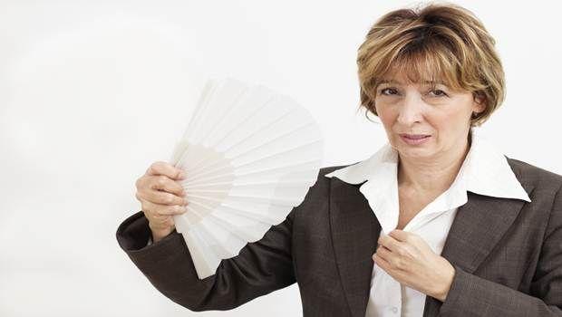 Hausmittel für Hitzewallungen