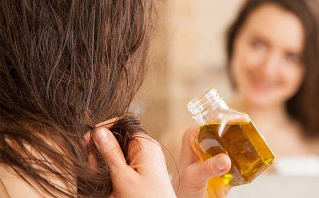 verwendet Mandelöl für die Haare - Mandelöl für das Haarwachstum und Haarausfall stimulieren