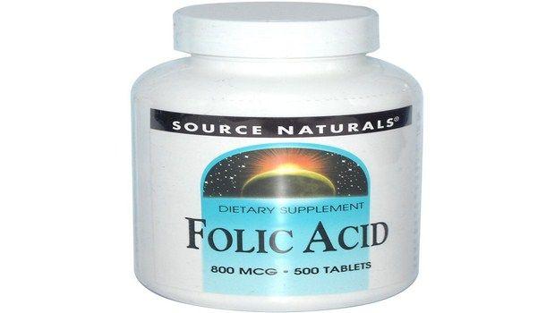 natürliche Heilmittel für Demenz-Folsäure