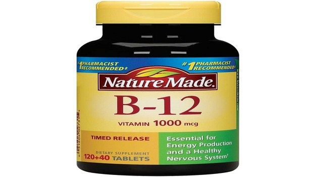Vitamine für die Gewichtsabnahme-Vitamin B12 für die Gewichtsabnahme