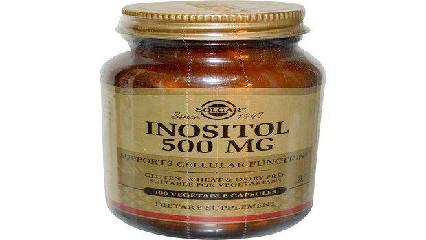 Vitamine für die Gewichtsabnahme-Inosit für die Gewichtsabnahme