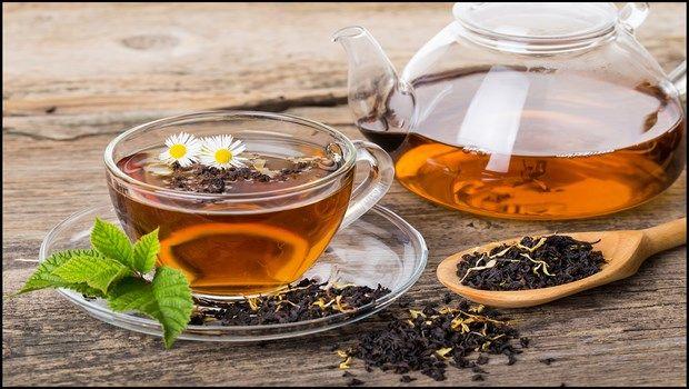 Haartransplantation für Frauen-schwarzer Tee