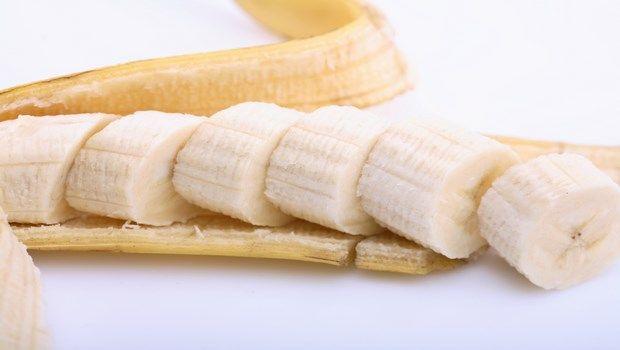 Haartransplantation für Frauen-Banane Haarmaske