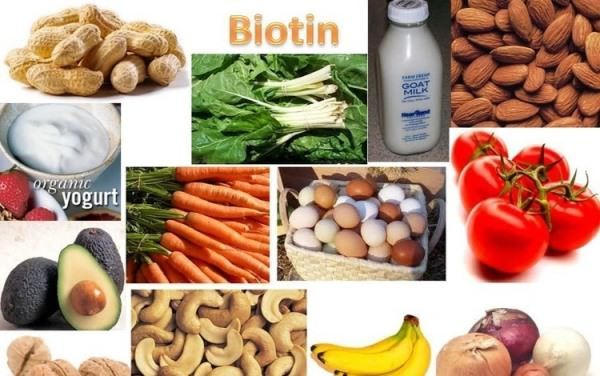 Biotin für das Haarwachstum