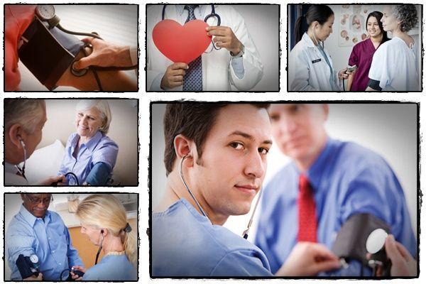 wie Bluthochdruck zu steuern