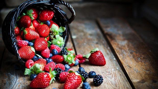 Lebensmittel, die Sie jünger aussehen - Beeren
