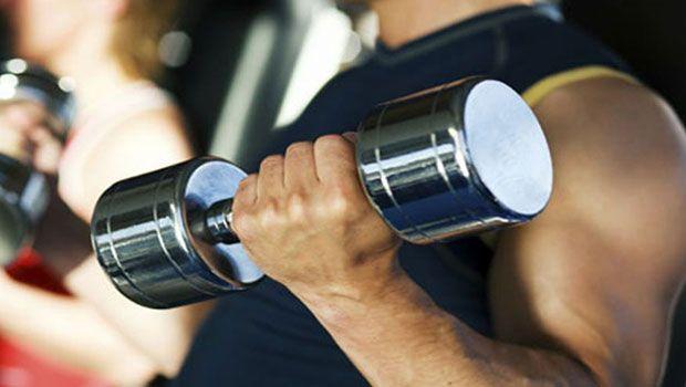 Bauen Sie Ihre Muskeln