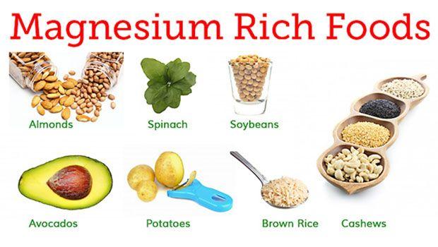 In Magnesium-reiche Lebensmittel in Ihrer täglichen Diät-Pläne zur Steigerung Ihrer Stimmung