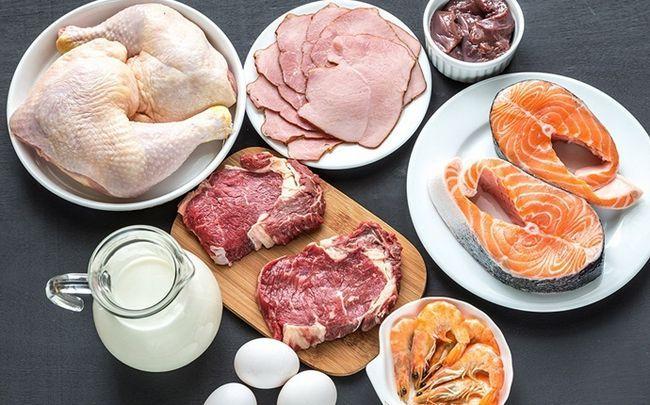 umfassen genügend Protein auf Ihre Ernährung