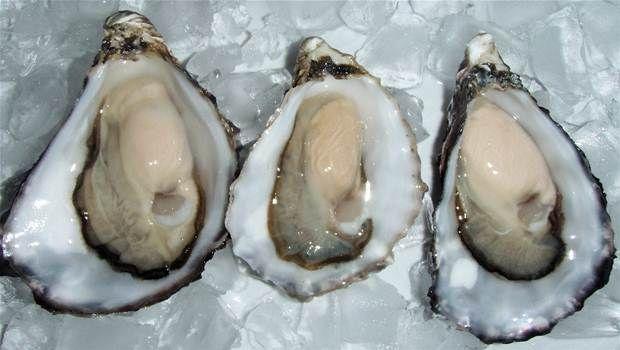 Lebensmittel, die Sie jünger aussehen - Austern