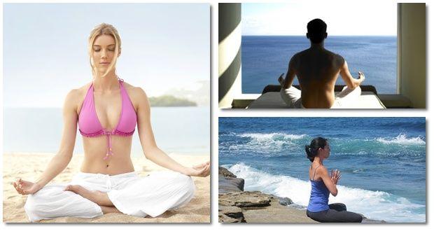 spirituelles Wachstum Plan Probe Meditation erforschen