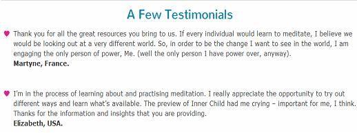 spirituellen Wachstumsplan pdf erforschen Meditation