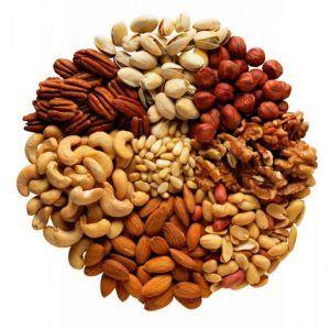 Lebensmittel mit hohem Vitamin B1 Thiamin