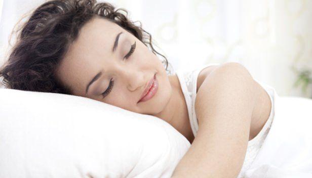 Lebensmittel zu helfen, besser zu schlafen