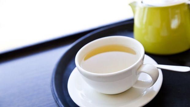 Kurkuma Tee Rezepte - Kurkuma Tee mit einem Twist