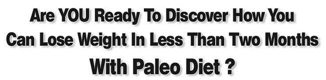 sehr kalorienarm Rezepte Liste gesunde Gewichtsabnahme mit Paläo-Diät