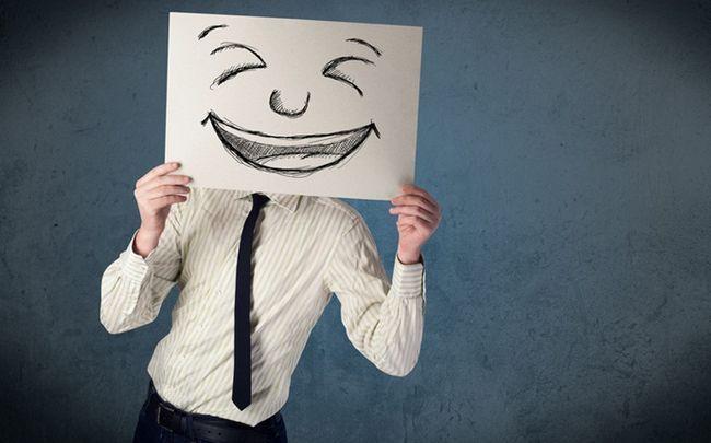 Tipps für ein glückliches Leben - denken positiv