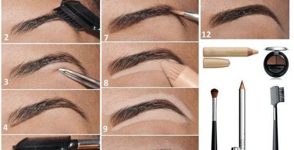 Wie Sie Ihre Augenbrauen zu tun