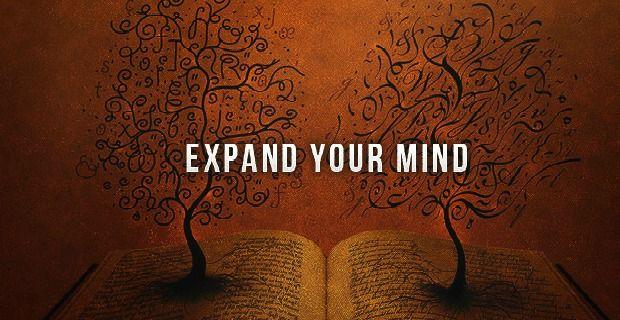 wie Sie Ihren Geist zu erweitern