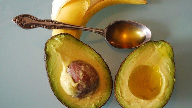 Avocado und Banane Haarkonditionierung Rezept