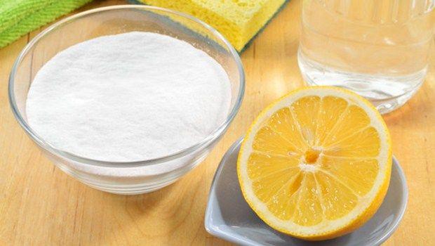 Backpulver, Joghurt und Zitronensaft Rezept