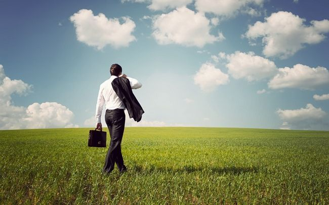 Tipps für ein glückliches Leben - eine Pause