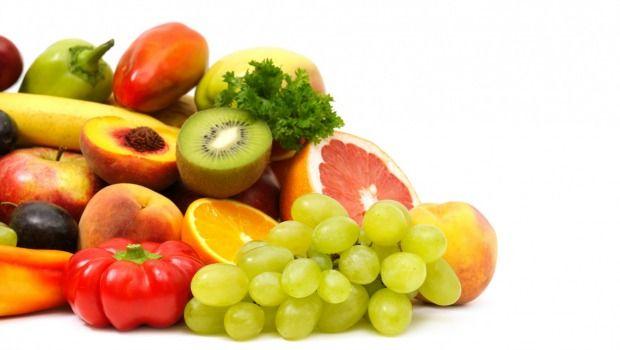Gemüse und Obst reich an Vitamin C-Download