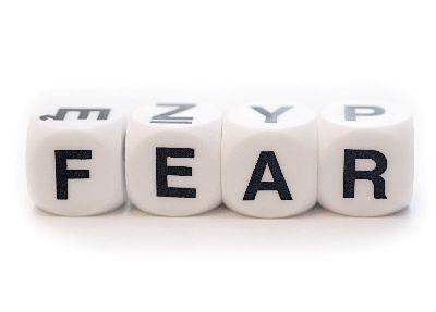 Vermeiden Sie, dass in diesen diffusen Ängsten verloren