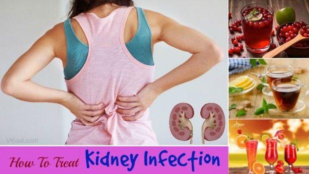 Wie nieren-infektion natürlich zu hause zu behandeln - 15 tipps