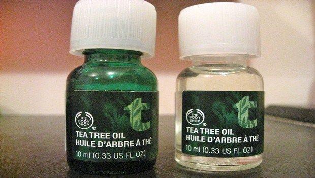 wie Psoriasis-Teebaumöl behandeln