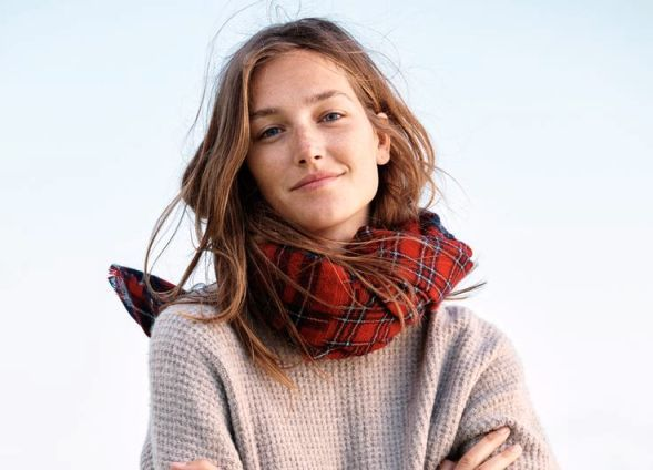 Wie man einen Schal (Turtle Ansatz) zu tragen