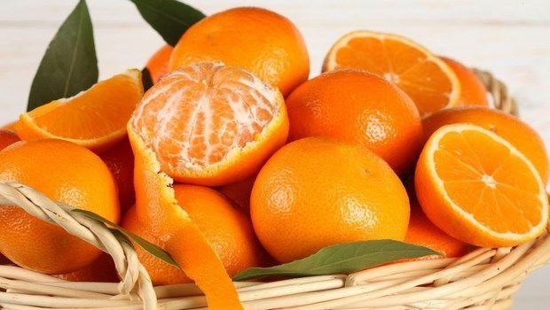 wie die Haut-Orangen aufzuhellen