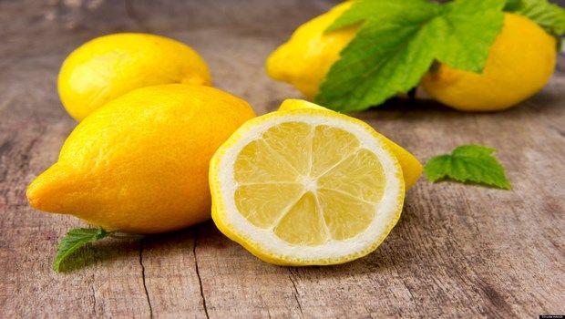 wie die Haut-Zitronen aufzuhellen