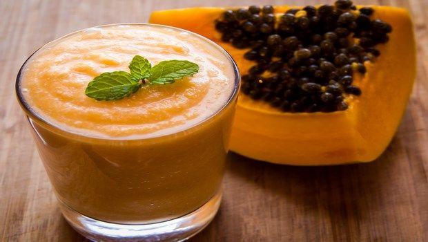 wie Haut-Papaya aufzuhellen