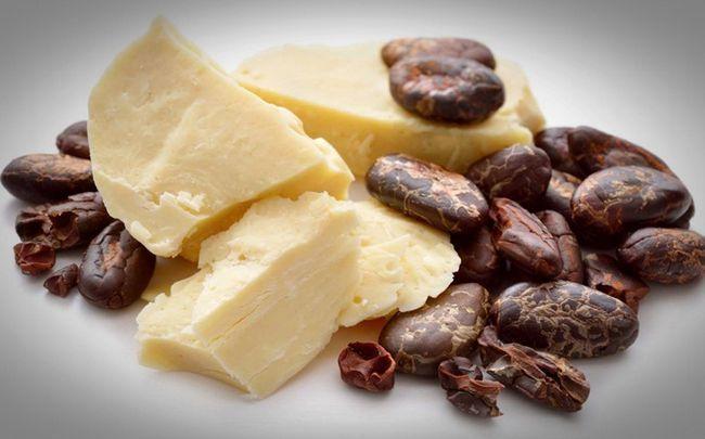 Zitrone für Dehnungsstreifen - Zitronensaft und Kakaobutter