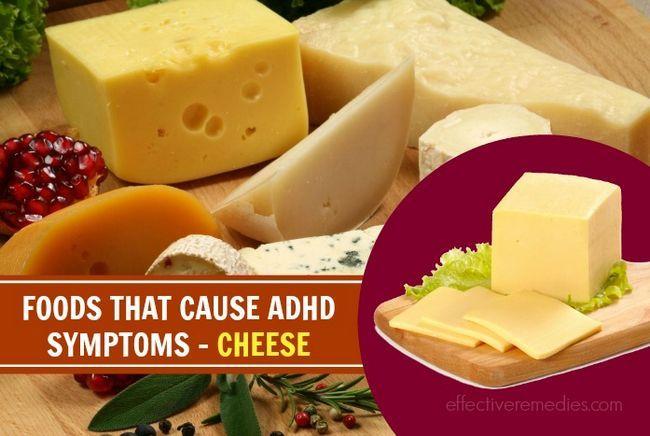 Liste der 15 lebensmittel, die adhs-symptome verursachen