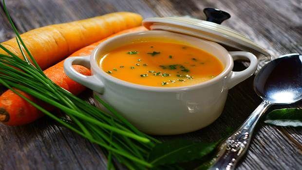 Gewichtsverlust Suppe Rezepte