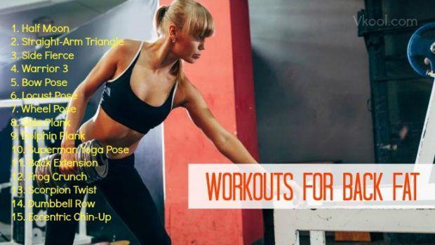 Liste der 18 besten workouts für rückenspeck