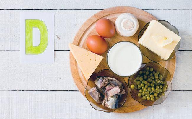 Vitamine für gesunde Haut - Vitamin D